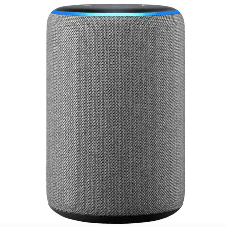 Amazon Echo Smart Speaker (3. Generation) für 69,99€ inkl. Versand (statt 89€)