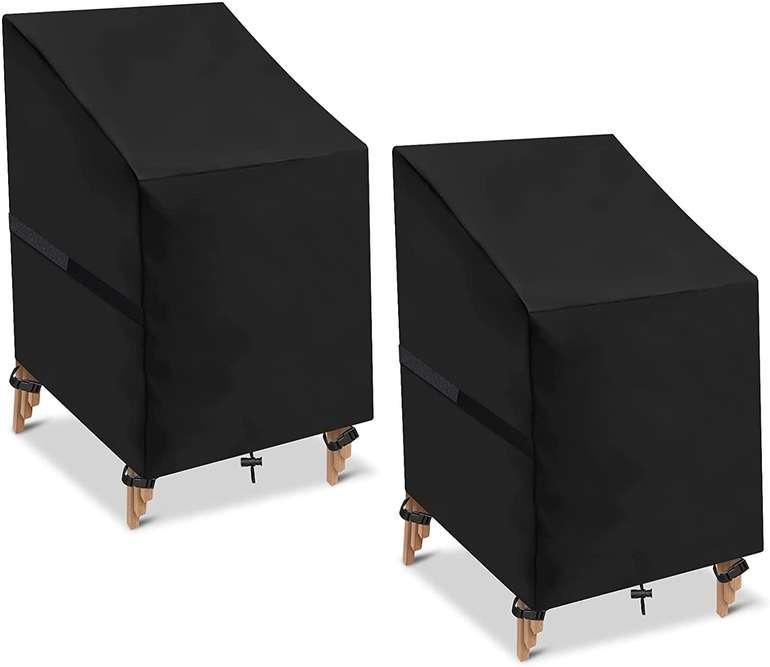 Nasum 2er Pack Gartenstühle Abdeckungen für 19,49€ inkl. Versand (statt 30€)