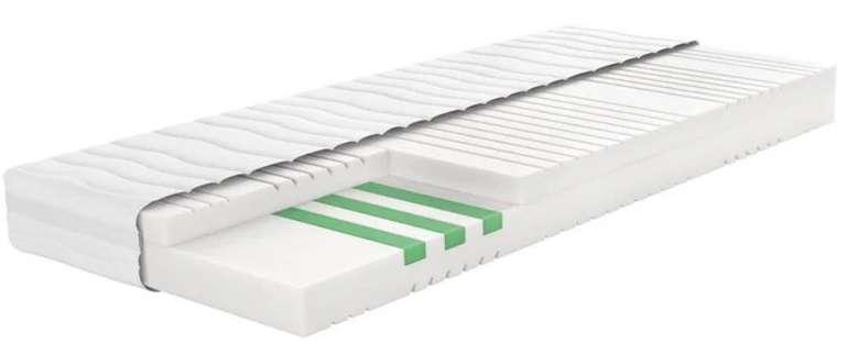 Meradiso 7-Zonen Kaltschaummatratze (Testsieger 2020, Härtegrad 3, 90 x 200cm) für 104,94€ inkl. Versand
