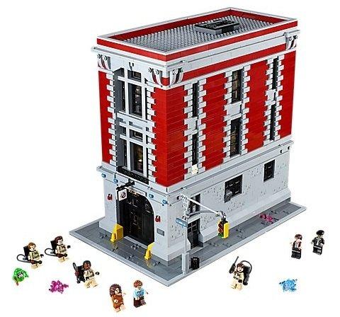 Lego Ghostbusters Feuerwehr Hauptquartier (75827) für 339,43€ inkl. Versand