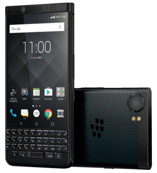 BlackBerry KEYone 64GB (4GB RAM, LTE) für 229,99€ inkl. Versand (statt 297€)