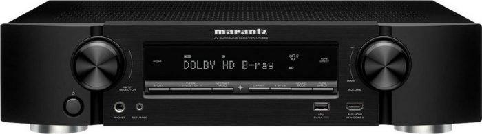 Marantz NR1509 5.2 AV Receiver (4K, WLAN, Bluetooth) für 379€ (statt 445€)