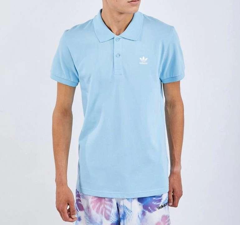 Adidas Originals Poloshirt Trefoil Essentials Herren Polo Shirt für 14,99€ inkl. Versand (statt 30€)