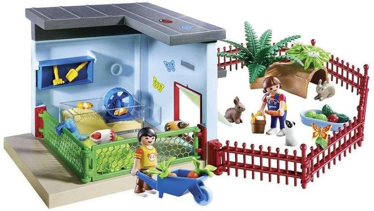 Playmobil City Life (9277) - Kleintierpension für 11,99€ (statt 19€) - Prime!