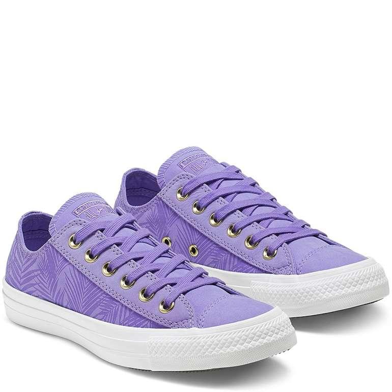 Converse Sale mit bis -50% Rabatt + 20% Extra, z.B. Converse Sneaker Lift OX für 35,49€