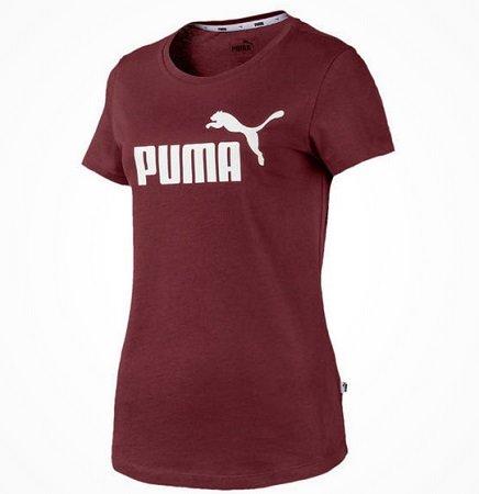 Galeria Kaufhof: 15% Rabatt auf Sport-Artikel, z.B. Puma T-Shirt in Rot für 16,99€