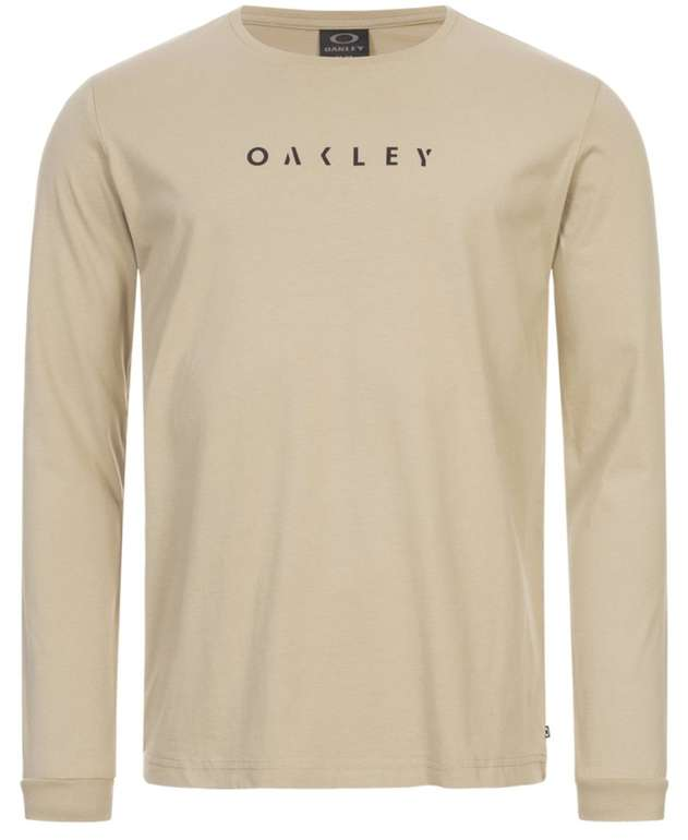 Oakley Norrebro Herren Langarm Shirt für 19,94€ inkl. Versand (statt 30€)