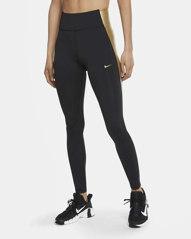 Nike One Damen Tights für 29,72€ inkl. Versand (statt 36€) - Nike Membership!