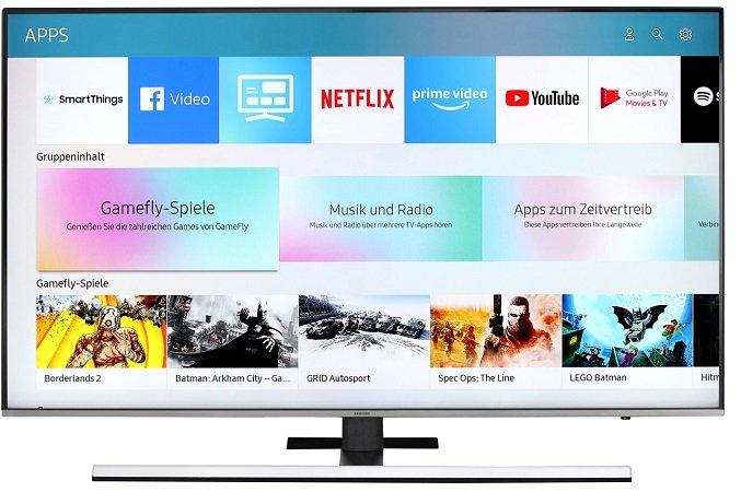 """Samsung UE55NU8009 - 55"""" UHD 4K Smart TV mit Triple Tuner für 739€"""