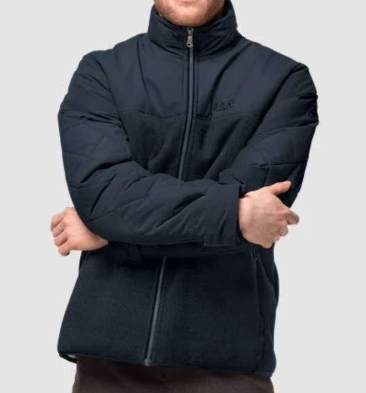 Jack Wolfskin Robson Wood Jacket M Herren Fleecejacke für 92,90€ inkl. Versand (statt 144€)