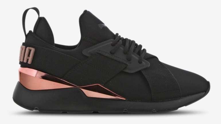 Puma Muse 2 Satin Strap Damen Sneaker für 49,99€ inkl. Versand (statt 60€)
