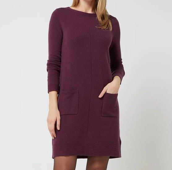 Christian Berg Women Strickkleid aus Merinowolle in vielen Farben für je 41,99€ (statt 60€)