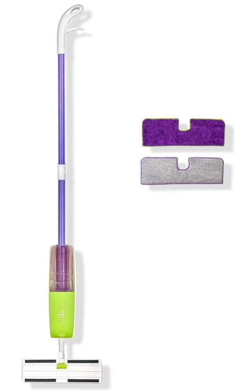 Genius Cleanissimo Spray Mop inkl. Wischkopf und abnehmbarem Wassertank für 19,95€ inkl. Versand (statt 30€)