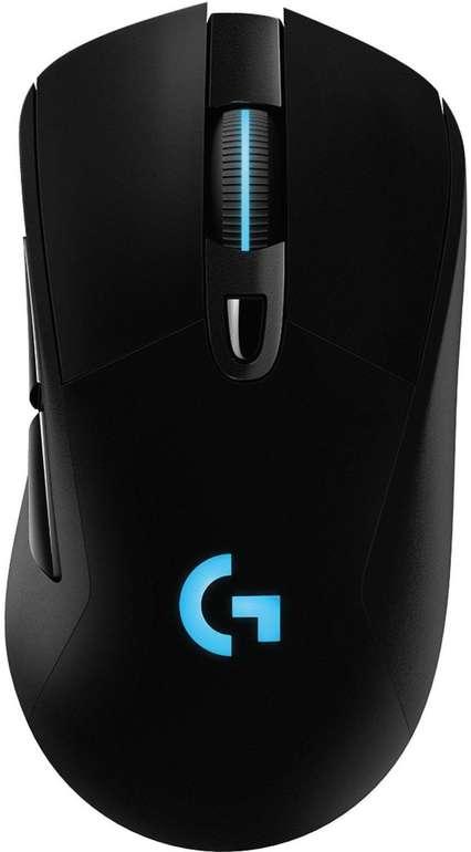 Logitech Gaming Maus G703 Lightspeed Hero (16.000 DPI) für 56,05€ inkl. Versand (statt 70€)