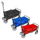 Faltbarer Bollerwagen in drei Farben (max. 100kg) für je 39,99€ inkl. Versand