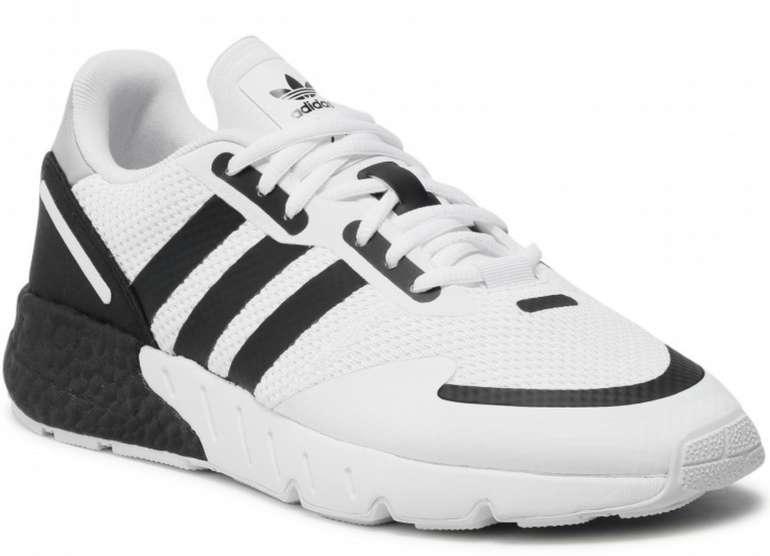 Adidas ZX 1K Boost Sneaker in Schwarz/Weiß für 64€inkl. Versand (statt 79€)