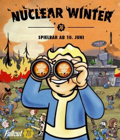 Fallout 76 (PC/PS4/Xbox One) bis zum 17.06. kostenlos spielen