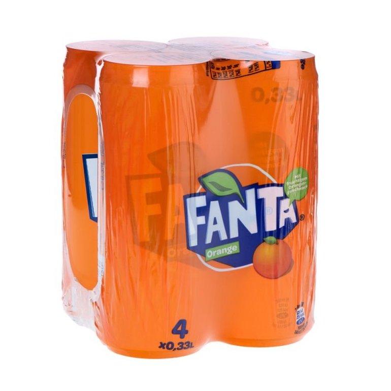 72 Dosen Fanta (72x0,33 Liter) für 34,17€ inkl. Versand + 18€ Pfand