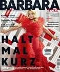 """Jahresabo der Zeitschrift """"Barbara"""" für 47€ + 35€ Best-Choice Premium Gutschein"""
