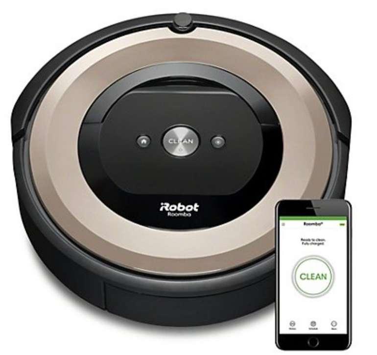 iRobot Roomba e6 Saugroboter (Laufzeit ca. 90min, für alle Böden) nur 305,93€ inkl. Versand (statt 449€)