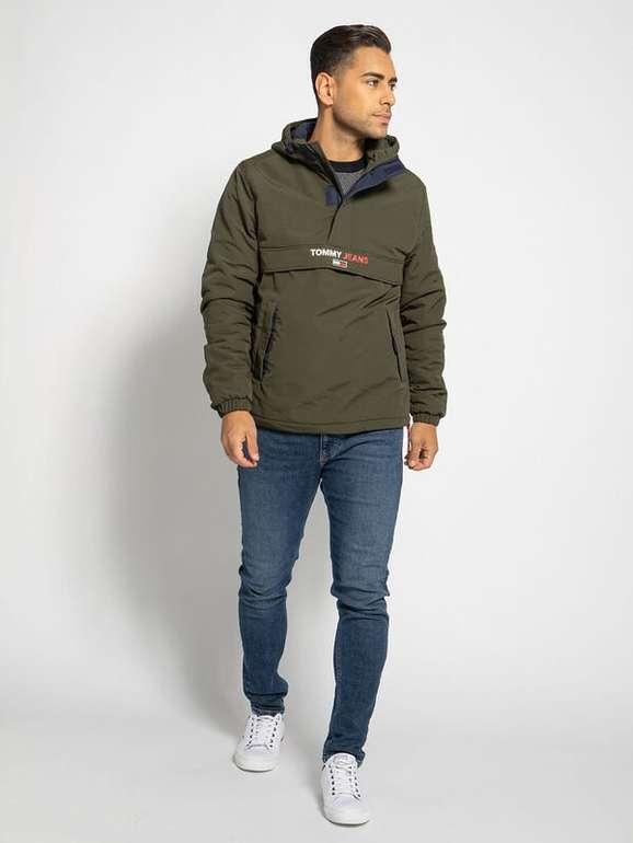 Tommy Hilfiger Overshirt Jacke (viele Größen) für 101€ inkl. Versand (statt 130€)