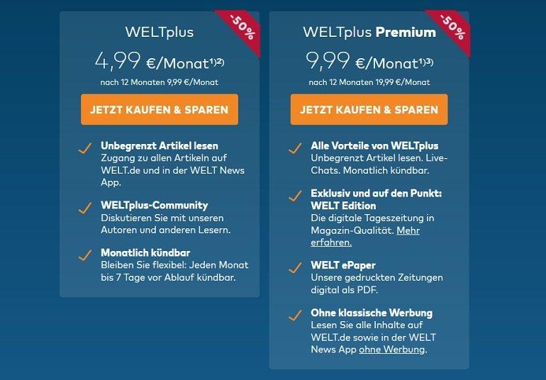 WELTplus Digital Abo 2