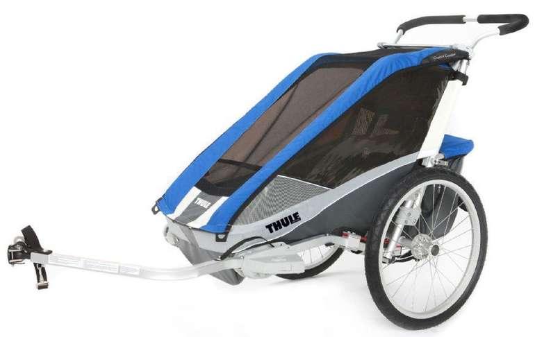 Thule Kinderfahrradanhänger Chariot Cougar 1 für 429,99€ (statt 599€)