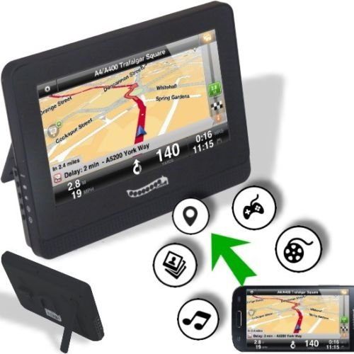 bestbeans CarBeam - Media-Streaming Display für's Auto nur 29,90€