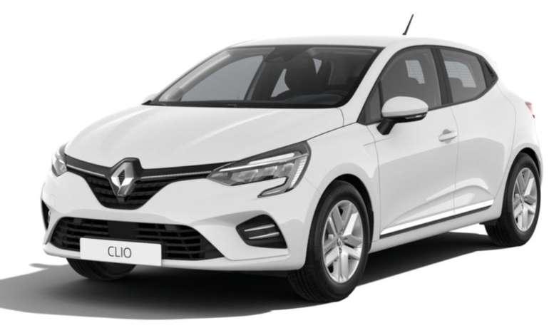 Gewerbe Leasing: Renault Clio Experience TCe 90 mit 101PS für 69,88€ brutto mtl. (Überführung: 799€, LF: 0,37)