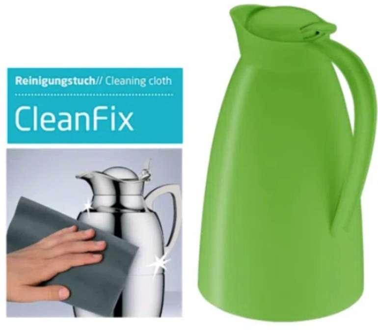 Alfi Isolierkanne Eco 1 Liter + Alfi Reinigungstuch Cleanfix Mikrofaser für 9,99€ (statt 18€)