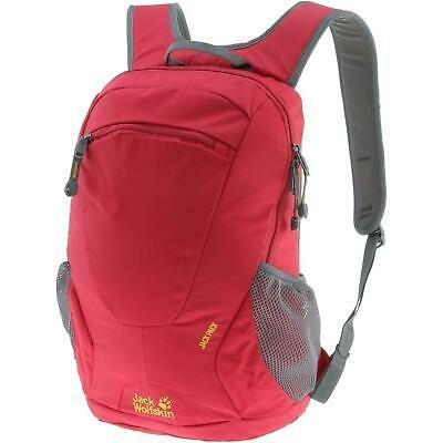 Jack Wolfskin Daypack Rucksack in Rot für 21,07€ inkl. VSK (statt 29€)