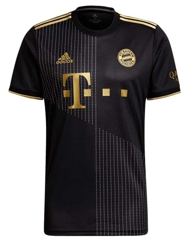 Adidas FC Bayern München Herren Auswärts Trikot 2021/22 für 71,95€ inkl. Versand (statt 90€)