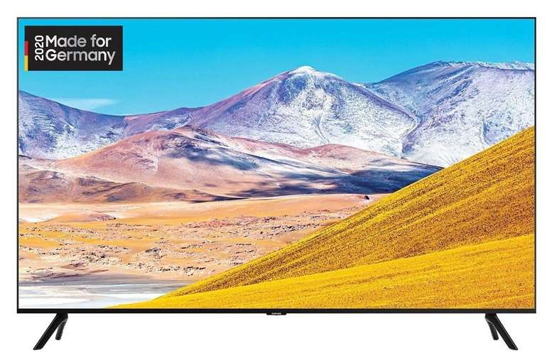 "Samsung ""GU65TU8079"" 65"" 4K Smart TV für 666€ inkl. Versand (statt 739€)"