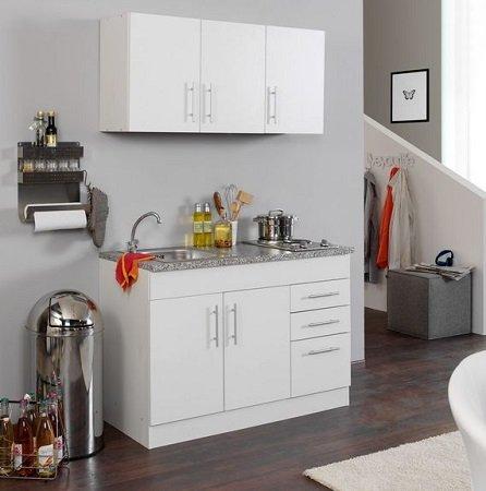 Single-Küchen bei Lidl im Angebot, z.B. HELD Toronto 120 Küche für 303,90€ inkl. VSK