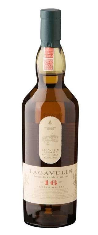 Lagavulin Malt Whisky 16 Jahre für 42,99€ inkl. Versand (statt 55€)