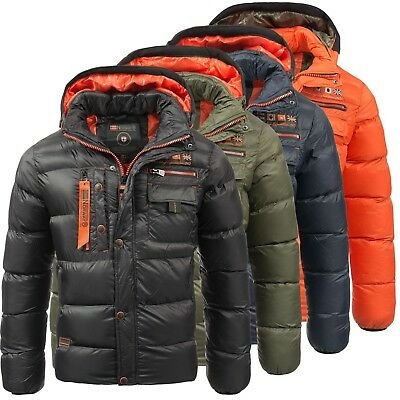 Geographical Norway Citernier Herren Winterjacke S - 5XL für 59,89€ (statt 80€)
