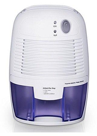 Mpow - Luftentfeuchter mit 500ml Wassertank für 27,99€ inkl. Versand