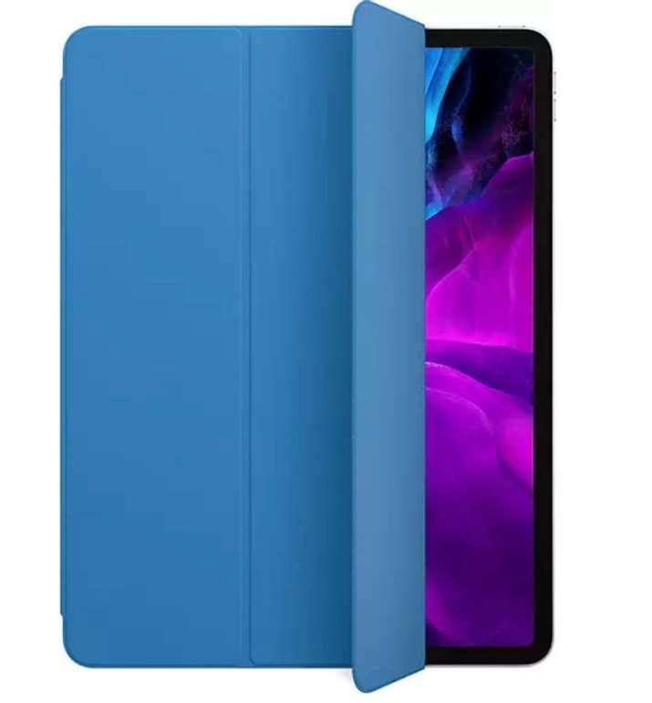 Apple iPad Pro 12.9 (2020) Smart Folio in surfblau ab 58€ (statt 100€)