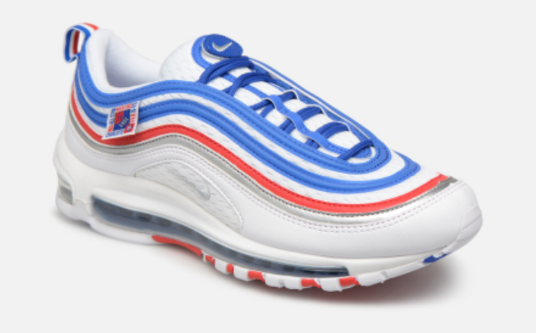 Nike Air Max 97 Sneaker Game Royal/Metallic Silver für 94,49€ (statt 128€)