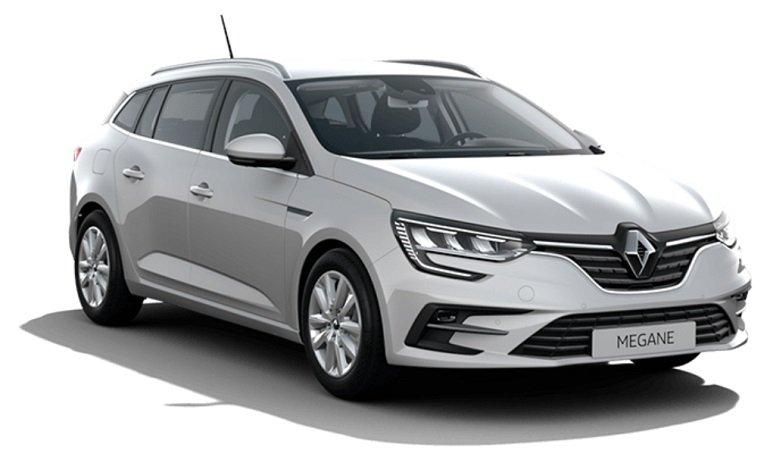 Gewerbe: Renault Megane Grandtour Plug-in Hybrid im Full-Service Leasing für 75,86€ netto mtl. (LF: 0,26)