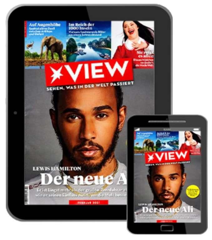 View Digital E-Paper Jahresabo für 25€ + z.B. 20€ Bestchoice Gutschein