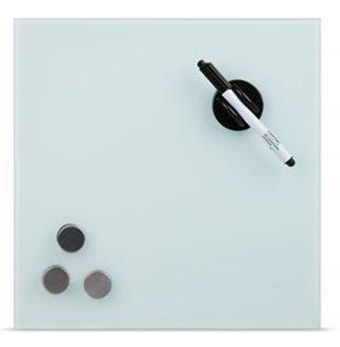 Glas Magnet- und Schreibboard 30 x 30 cm für nur 8,97€ inkl. VSK