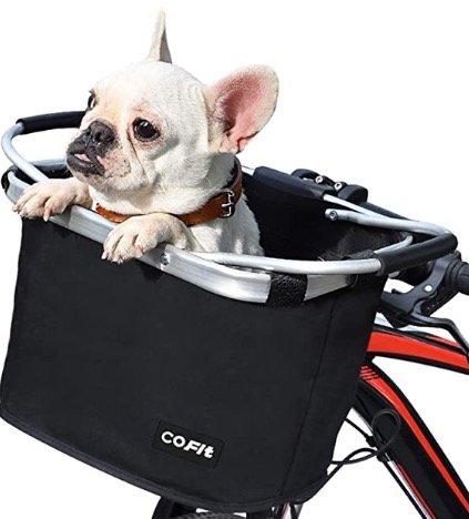Cofit Faltbarer Mehrzweck-Fahrradkorb für 11,99€ inkl. Prime Versand (statt 21€)