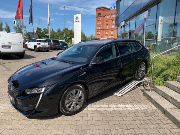 Gewerbe: Peugeot 508 SW BlueHDi 160 Allure EAT8 für 167,23€ Netto mtl. leasen