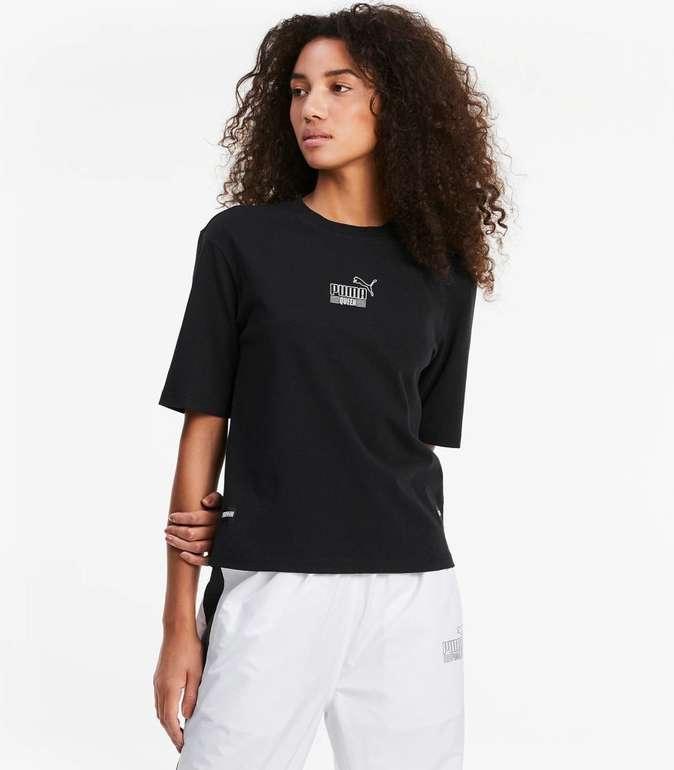 Puma Queen Damen T-Shirt in 2 Farben für je 16,34€ inkl. Versand (statt 23€)
