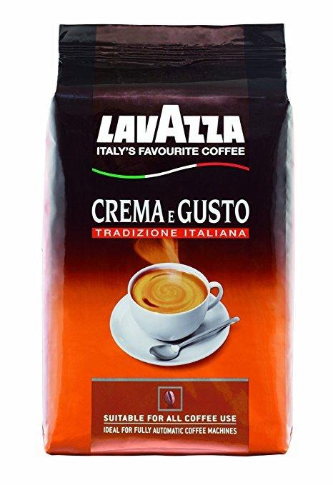 1kg Lavazza Crema E Gusto Tradizione Italiana Kaffeebohnen für 8,88€ (Abholung)