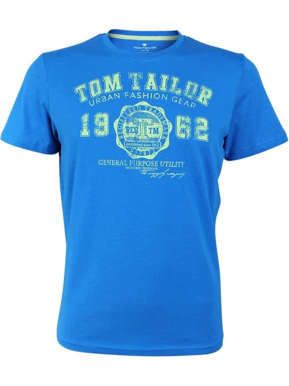 Jeans Direct: -15% auf alles, z.B. Tom Tailor Herren T-Shirt Logo Tee Basic für 10,92€