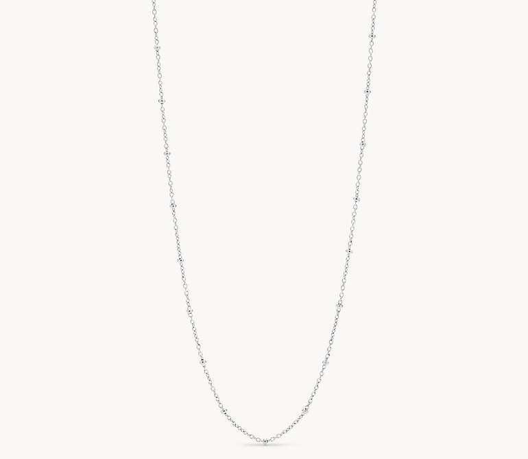 """Fossil lange Halskette """"Oh so charming"""" in 3 Farben für je 17,50€ (statt 23€)"""