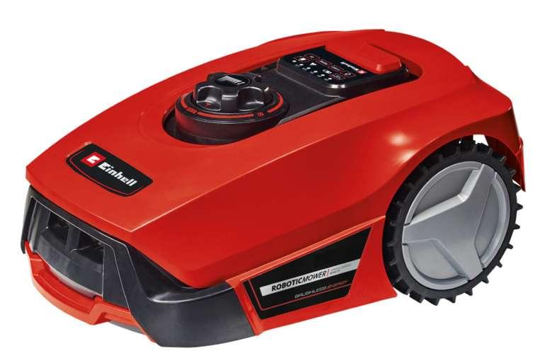 Einhell Mähroboter GC-RM 500 in Rot für 398,99€inkl. Versand (statt 452€)