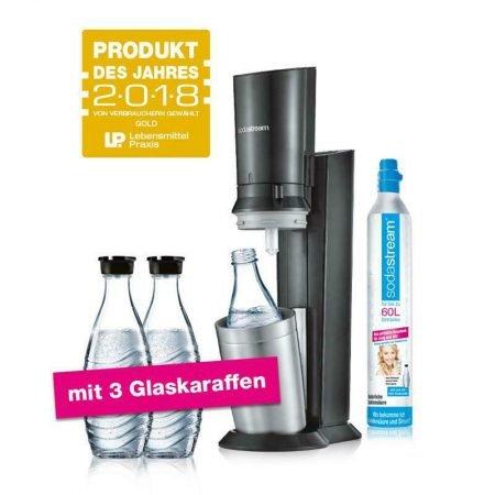 SodaStream Crystal 2.0 Wassersprudler für 99,95€ inkl. VSK